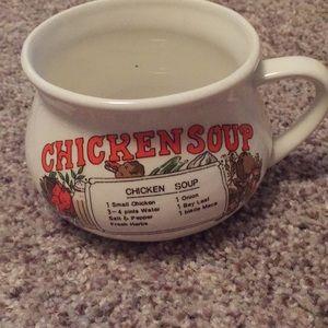 Other - Chicken Soup Recipe Mug